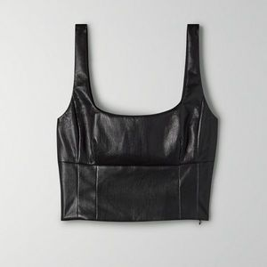 NWT Wilfred Shine Bustier